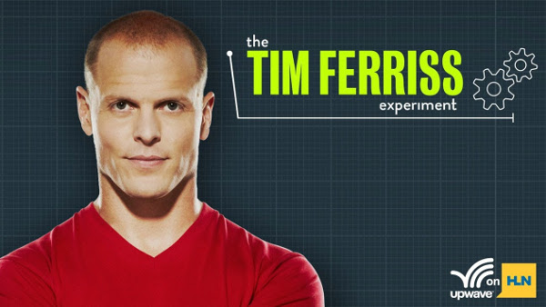 The Tim Ferris Experiment